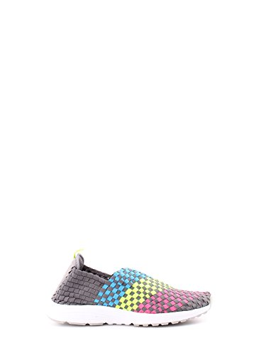 Cafè Noir ES920 SLIP ON IN ELASTICO MULTICOLOR INTRECCIATO, MULTIGRIGIO, 40