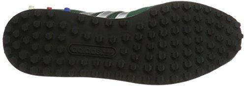 adidas Herren La Trainer Og Sneaker Grün (Collegiate Green/Matte Silver/Collegiate Green)
