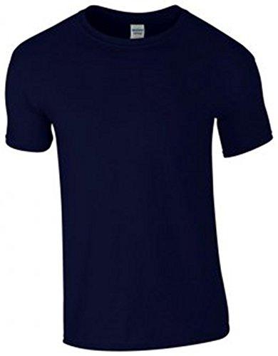 Gildan Softstyle? Ringspun T-Shirt blu navy