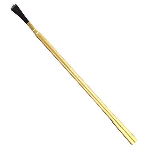 Goldene Zigarettenspitze - Spanisch Jazz Kostüm