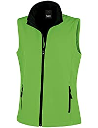 Result Core Womans Softshell Bodywarmer - 7 Colours / XS-2XL