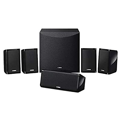 Yamaha NS-P41 5.1 Channel Home Theatre Speaker Package