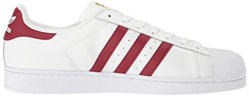 Adidas Mens Superstar Foundation Leather Trainers White