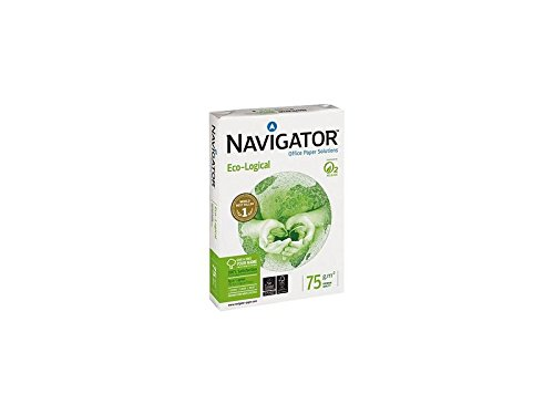 Navigator 2360PW - Papel ecológica para fotocopiadoras (500 hojas, A4)