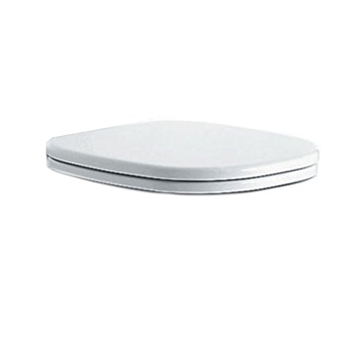 Pozzi Ginori 41763000 Sedile per WC in termoindurente, Serie quinta/500, Bianco