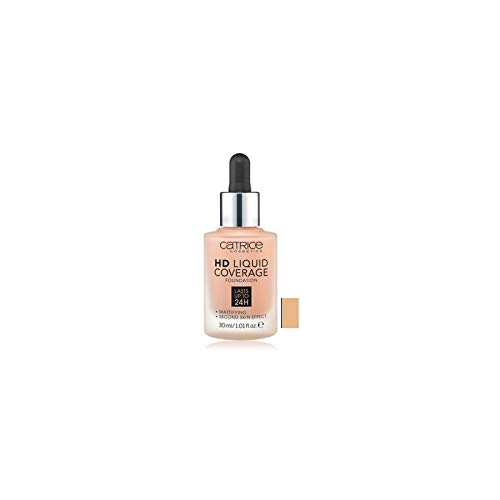 Catrice - base maquillaje HD Liquid Coverage Warm