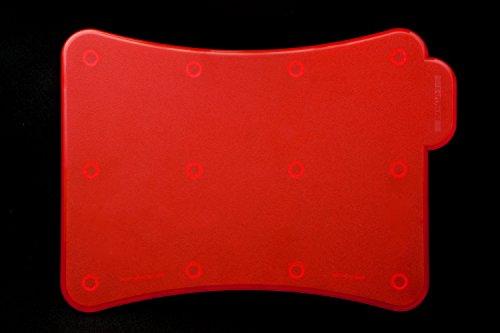 "Preisvergleich Produktbild KM-Gaming ""K-GP1"" Pro Pad Mauspad Pure Red"