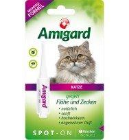 Amigard Spot-On Katze 1,5 ml