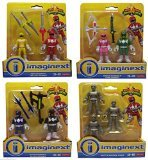 Fisher Price Imaginext Power Rangers Complete Figure Bundle by Fisher-Price