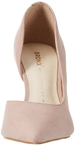 BronxBx 1245 Bcotex - Scarpe con Tacco Donna Pink (Powder)