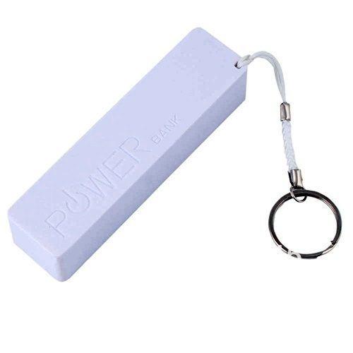 Mobitech Pro MOB2 Batterie de secours externe pour Téléphone/Tablette Blanc