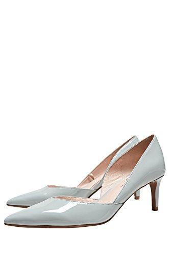 next Mujer Zapatos De Salón EN Dos Partes con Puntera EN Punta Menta EU41