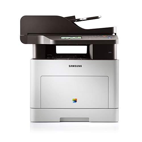 Samsung CLX-6260FW/SEE Farblaser-Multifunktionsdrucker (Drucker, Scanner, Kopierer, Fax, WLAN, Netzwerk)