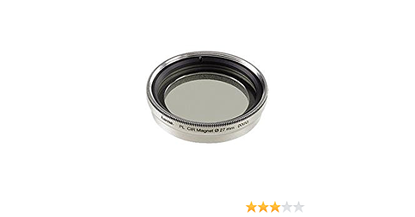 Hama Pol Filter Circular Magnet 27 Mm Kamera