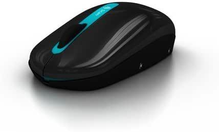 IRIS - IRIScan Mouse 2 WiFi | Souris-scanner Tout-En-Un | Numérisation de Documents | Coques Interchangeables (8 Couleurs Différents) | Traduit Plus de 140 langues | Batterie Rechargeable