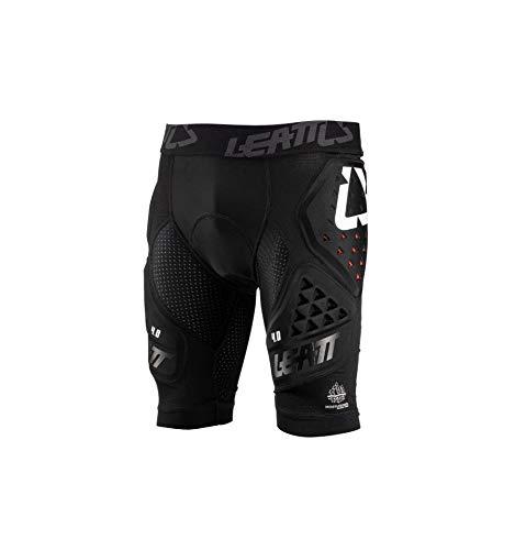 Leatt Pantaloncini Protettivi con Fondello MTB MX Motocross Ciclismo Enduro