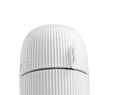 Smart Frog Provence Ultrasonic Aroma Oil Diffuser And Humidifier, Large Capacity 110 ml