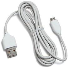 Amazon Kindle - Cable USB de repuesto para dispositivos Amazon, blanco