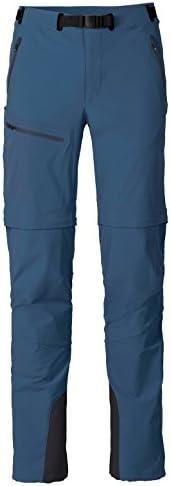 VAUDE da Uomo Men' s s s Badile ZO Pants Pantaloni, Uomo, Men's Badile ZO Pants, Blu - Fjord blu, XXL   Nuovo Prodotto 2019    Usato in durabilità  d45a15