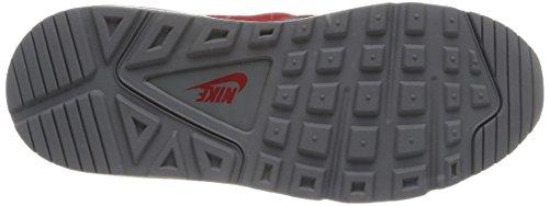 NIKE Air Max Command (Gs) 407 Jungen Sportschuhe Grau (Cool Grey/Gym Red-White)