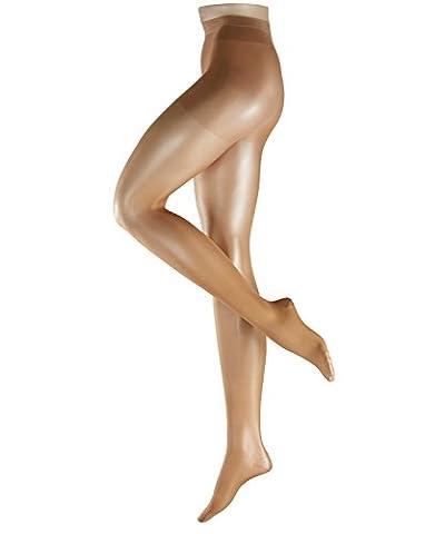 FALKE Damen Strumpfhose Leg Vitalizer 20 denier,, Gr. X-Large,Beige (Powder)