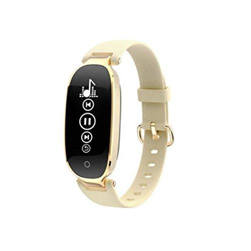 GY Smartwatch, Bluetooth, kabellos, intelligentes Armband, Farbdisplay, Sportuhr für die Gesundheit, Schrittzähler, Herzfrequenz, Schlafmonitor, Sportuhr