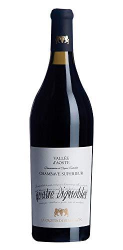Valle D'Aosta D.O.C. Chambave Superior 2016 La Crotta Di Vegneron Rosso Valle D'Aosta 13,0%