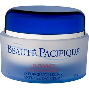 Beauté Pacifique D-Force Risk Management Day Creme 50 ml Vitalisierende Anti-Age Tagespflege (Age Supreme Maske)