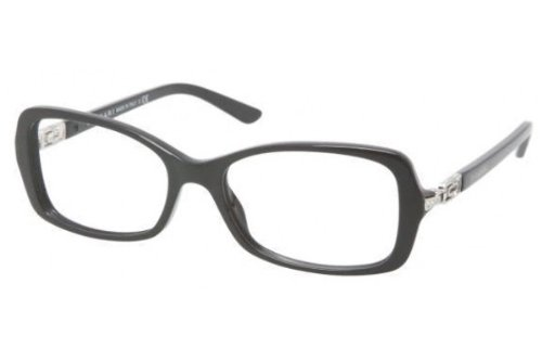 Bulgari Für Frau 4059b Black Kunststoffgestell Brillen, 52mm