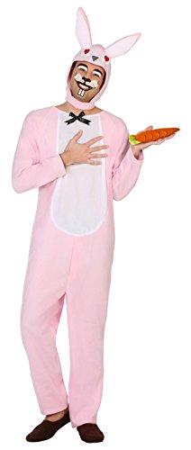 Atosa–38892–Costume–Coniglio Adulto, Rosa, XL