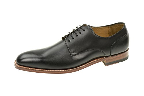 Gordon & Bros Milan 4374 de f Monsieur Chaussures Homme Business Chaussures, halbschuhe, combinaison, Chaussures lacets Chaussures Derby, Goodyear torino black antique tan