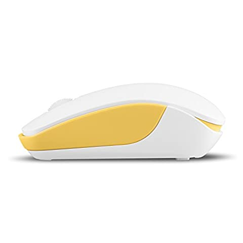 MOFII 2.4GHz Wireless Mouse Mice with 3 Standard Buttons, 4