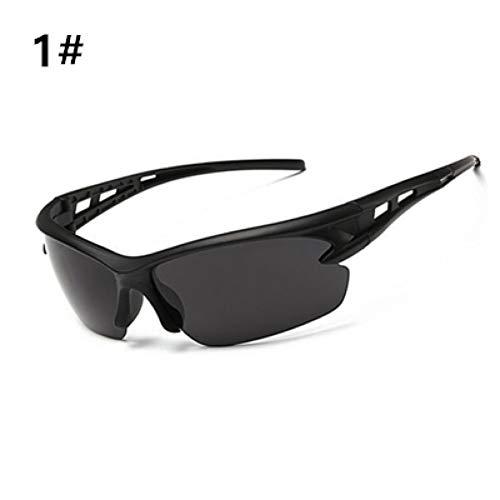 ZKAMUYLC SonnenbrilleRadfahren Sonnenbrillen UV400 Sportbrillen Männer Frauen Brillen für Fahrräder Fahrrad Radfahren Brillen Fahrrad Laufen Radfahren Brille