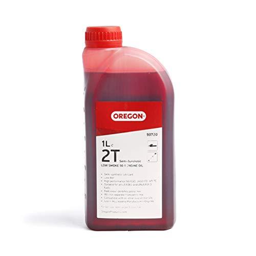Oregon 90720 - Olio sintetico per motore a 2 tem