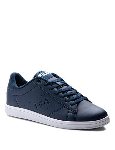 Fila Men's Classic Tennis 3 Shoes Navy in Size 46