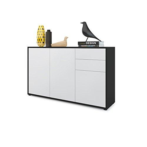 commode-buffet-ben-v3-corps-en-noir-mat-facades-en-blanc-mat