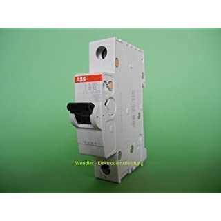 ABB Stotz S201-B16 Automatic Circuit Breaker with 10 Connections 16A 1p by ABB Stotz