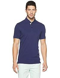 KILLER Men's Solid Slim Fit T-Shirt
