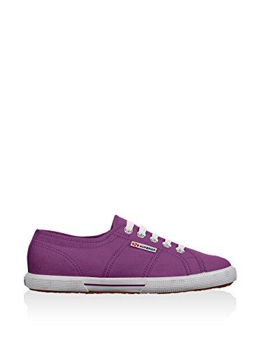 Superga 2950 Cotu, Chaussures À lacets mixte adulte Violet - Dahlia