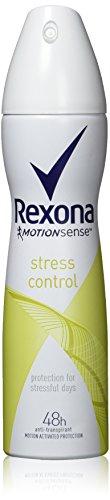 Rexona Deospray Stress Control Anti-Transpirant 150 ml, 6er Pack (6 x 150 ml)