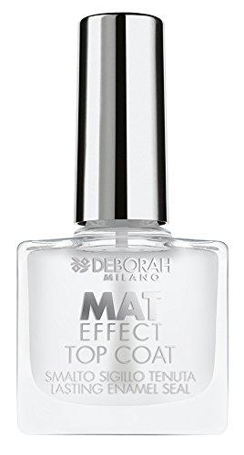 DEBORAH Top coat mat gel effect smalto - Productos cosméticos