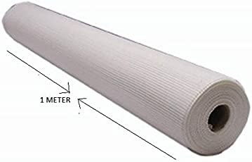 Bapna Fibre Mesh With Glass Coated For Water Proofing 1 Meter X 50 Meter Roll With 45 Gsm Thickness