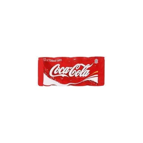 Coca Cola Mini Cans 12 x 150 ml