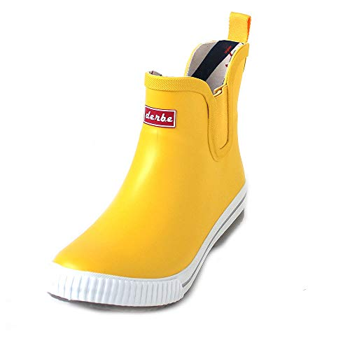 Derbe Watt Puuschen Mens Wellies Rain Boots