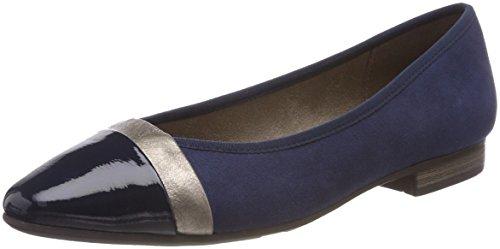 Softline 22165, Ballerine Donna Blu (Navy)