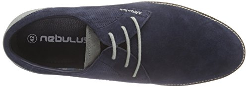 Nebulus Herren Montana Low-Top Blau (Navy)