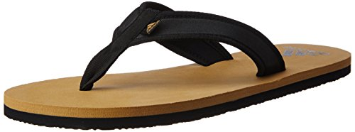 adidas Men's Adi Rio Attack Men Khaki and Cblack Flip-Flops and House Slippers - 7 UK/India (40.67 EU)  available at amazon for Rs.489