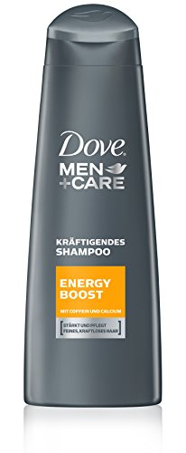 Dove Men+Care Energy Boost kräftigendes Shampoo, 6er-Pack (6 x 250 ml)