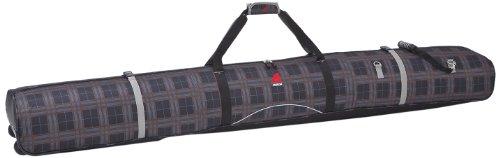 athalon-wheeling-double-padded-ski-bag-plaid