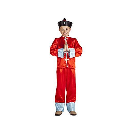 Disfraz de Chino para niño